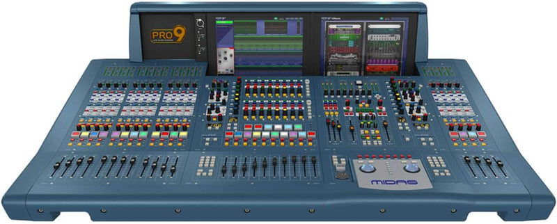 Midas PRO9CCIP Digital Audio Mixing System - PSSL ProSound and Stage Lighting