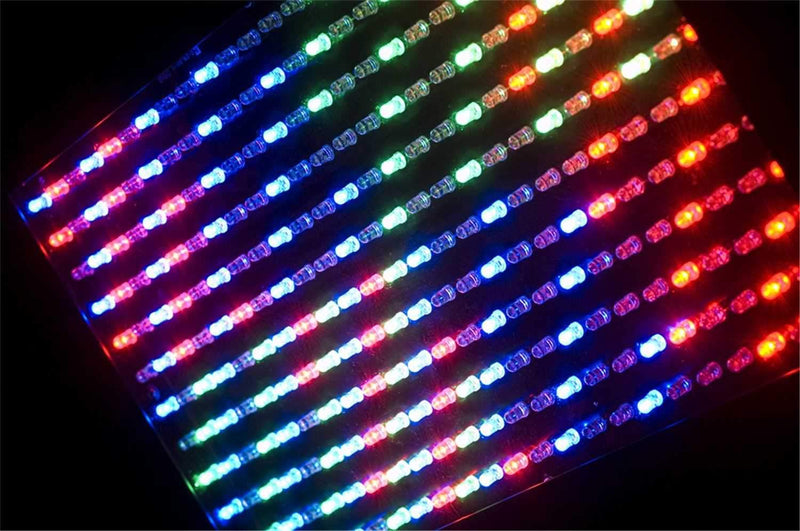 ADJ American DJ Profile Panel RGB LED Panel Wash Light - PSSL ProSound and Stage Lighting
