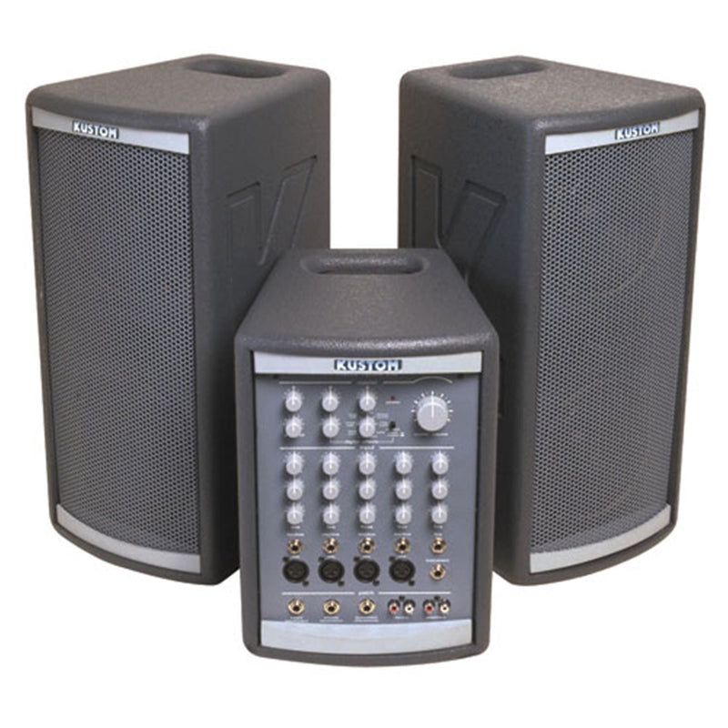 Kustom Profile System-One Portable Pa with Rollerbag - PSSL ProSound and Stage Lighting