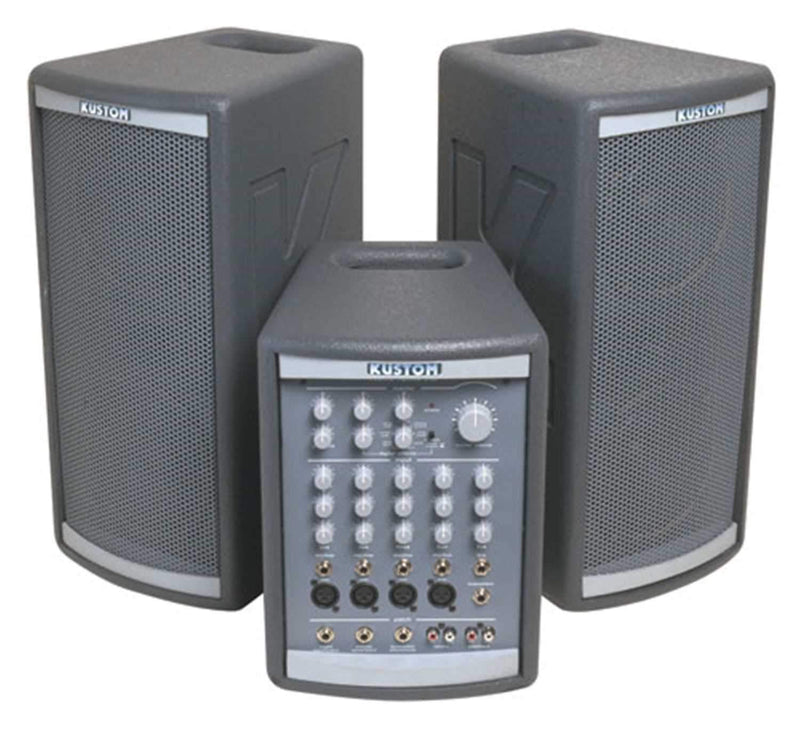 Kustom Profile System-One Portable Pa with - PSSL ProSound and Stage Lighting