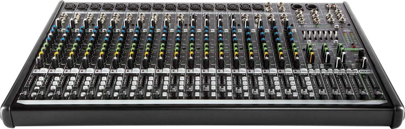 Mackie ProFX22v2 22-Channel 4-Bus PA Mixer with USB - PSSL ProSound and Stage Lighting