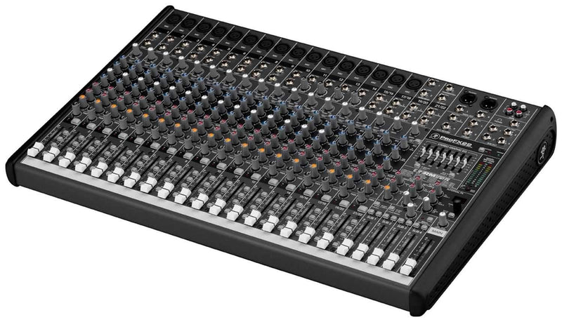 Mackie ProFX22 22 Ch 4 Bus PA Mixer with FX & USB - PSSL ProSound and Stage Lighting