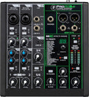 Mackie ProFX6v3 6-Channel Effects Mixer with USB - PSSL ProSound and Stage Lighting