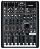 Mackie PROFX8 8 Ch Compact PA Mixer w USB Effects - PSSL ProSound and Stage Lighting