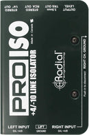 Radial ProISO Voice Range Passive Converter - PSSL ProSound and Stage Lighting