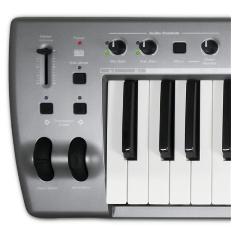 M-Audio PROKEYS-SONO-88 88 Key Portable Piano - PSSL ProSound and Stage Lighting
