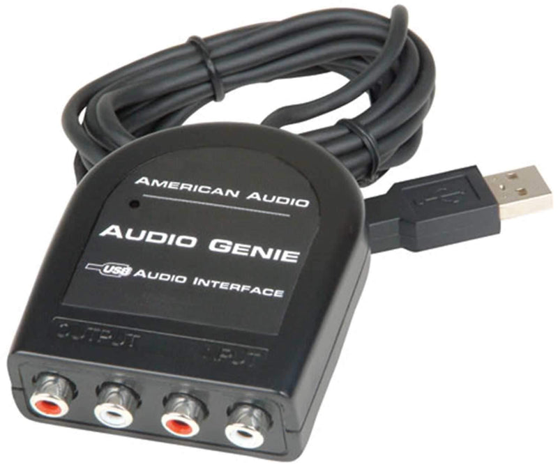 American Audio Free Audio Genie (Select Items) - PSSL ProSound and Stage Lighting