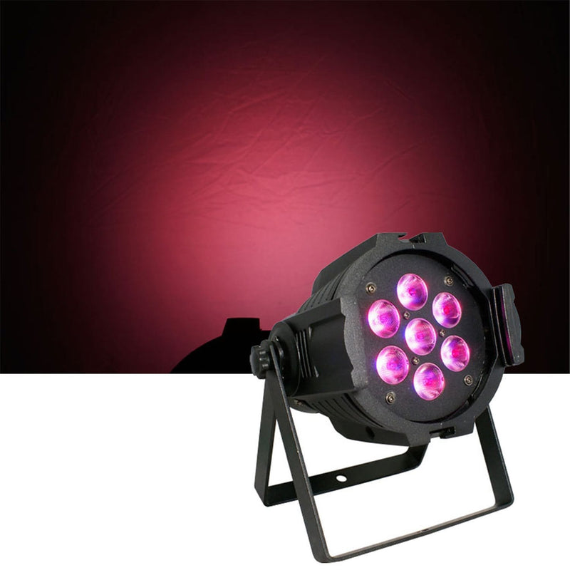 Blizzard ProPar Seven-4 DMX RGBW LED Wash Light - PSSL ProSound and Stage Lighting