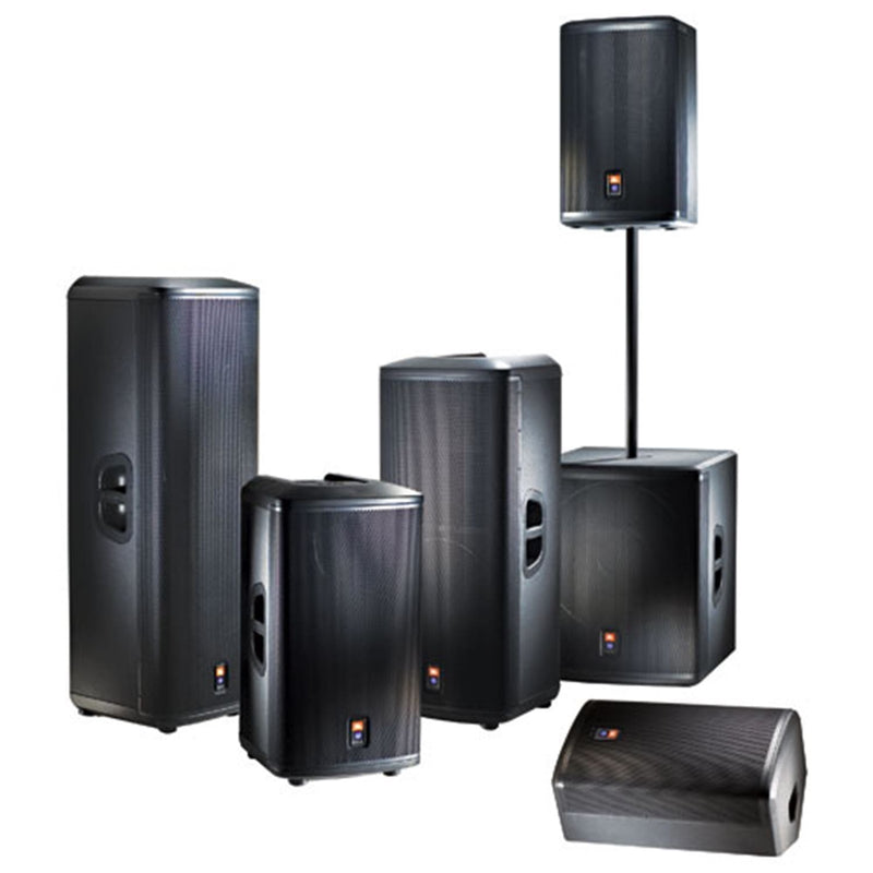 JBL PRX525 Dual 15In 2-Way Powered Speaker - PSSL ProSound and Stage Lighting