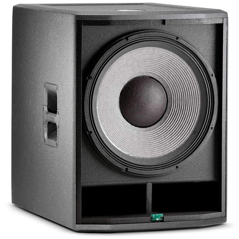 JBL PRX718XLF 18-Inch Powered Subwoofer 1500W - PSSL ProSound and Stage Lighting