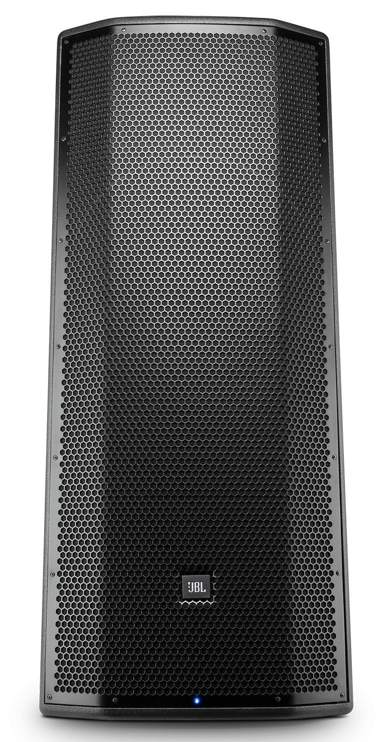 JBL PRX825W Dual 15-Inch 2-Way Powered Speaker - PSSL ProSound and Stage Lighting