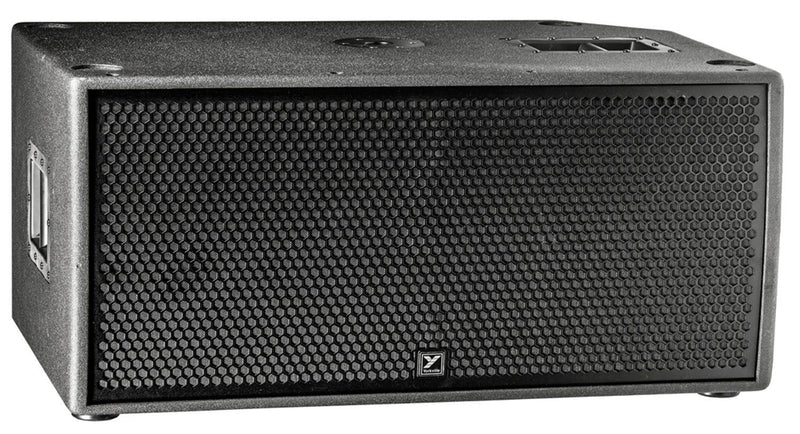 Yorkville PSA2S Dual 15-Inch Powered Subwoofer - PSSL ProSound and Stage Lighting
