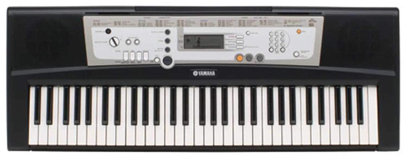 Yamaha PSR-E203 61 Key Portable Grand Feature - PSSL ProSound and Stage Lighting