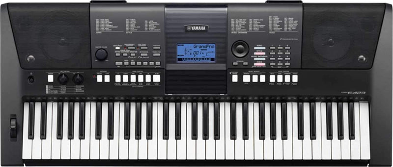 Yamaha PSR-E423 Entry-Level Portable Keyboard - PSSL ProSound and Stage Lighting