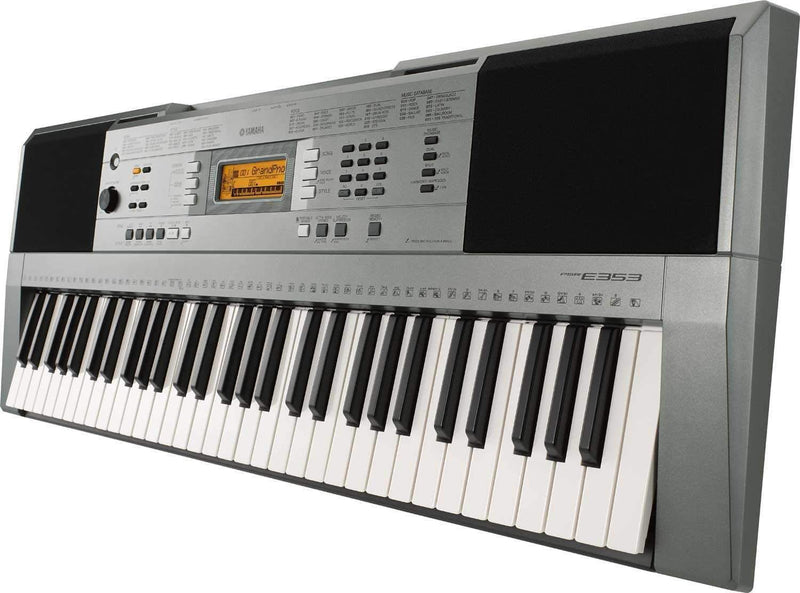 Yamaha PSRE353 61-Key Portable Keyboard - PSSL ProSound and Stage Lighting