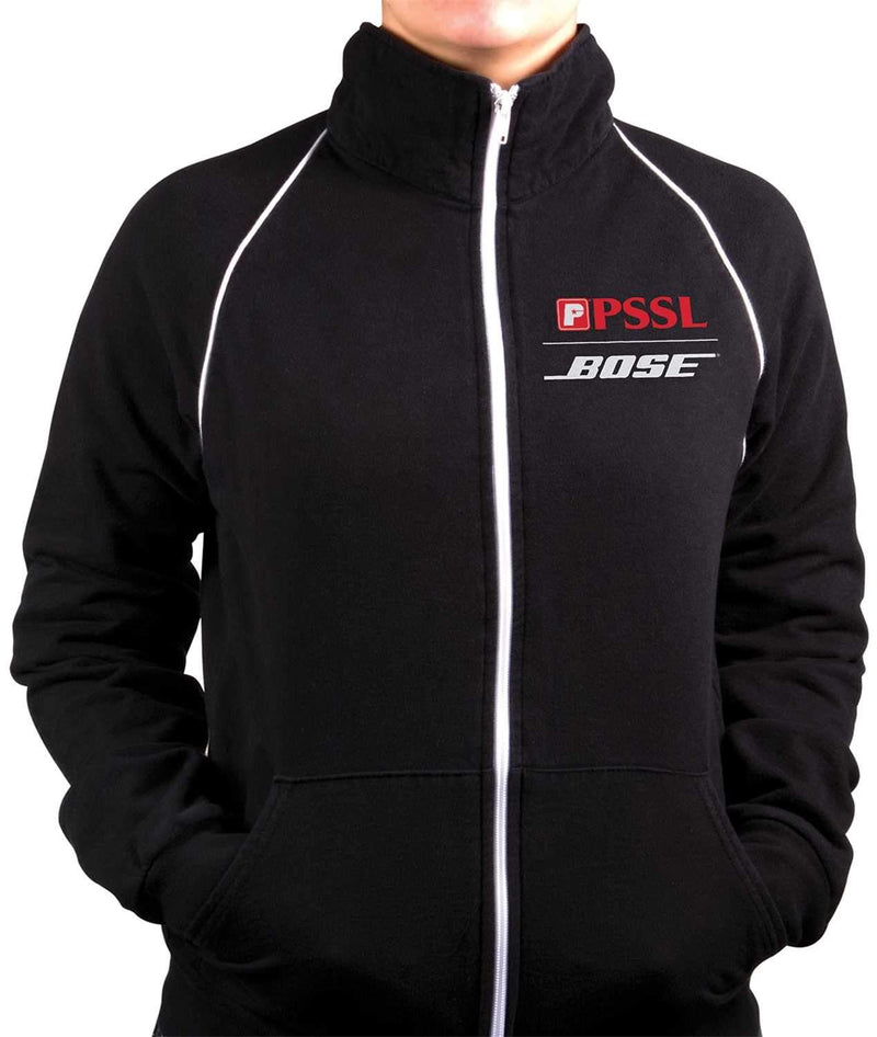 PSSL & Bose Track Jacket Size Large - PSSL ProSound and Stage Lighting