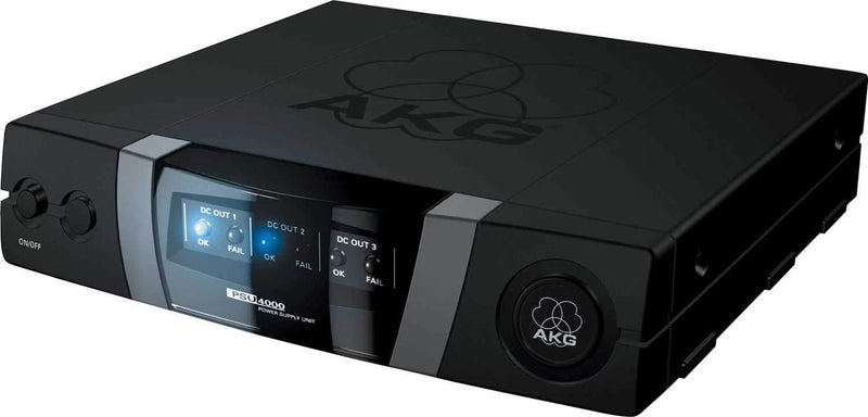 AKG PSU4000 Central Power Supply For PS4000 - PSSL ProSound and Stage Lighting