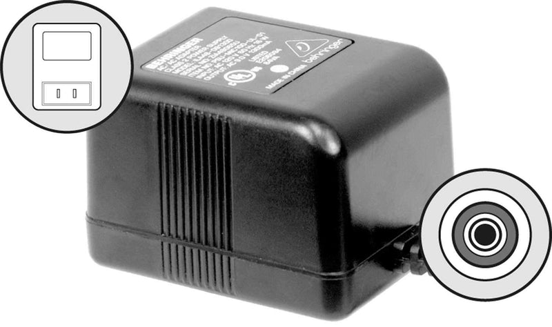 Behringer PSU7-UL 120V Replacement Power Supply - PSSL ProSound and Stage Lighting