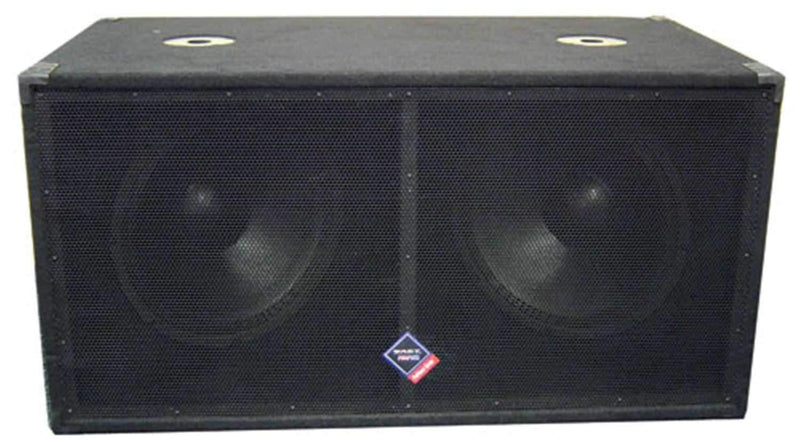 Nady PSW-152 Dual 15 Sub 800 Watts Peak - PSSL ProSound and Stage Lighting