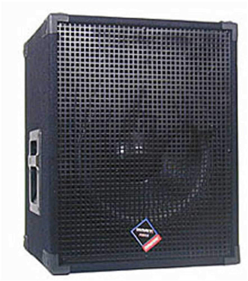 Nady PSW-15 15 Inch 600 Watt Subwoofer - PSSL ProSound and Stage Lighting