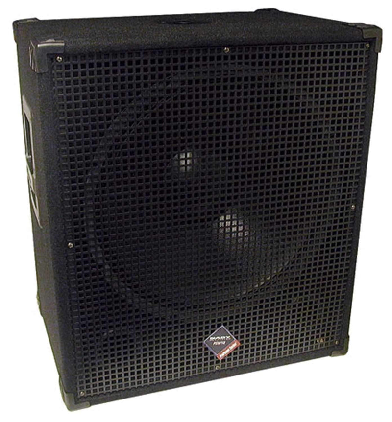 Nady PSW-18 18 600W Sub With Passive Crossover - PSSL ProSound and Stage Lighting