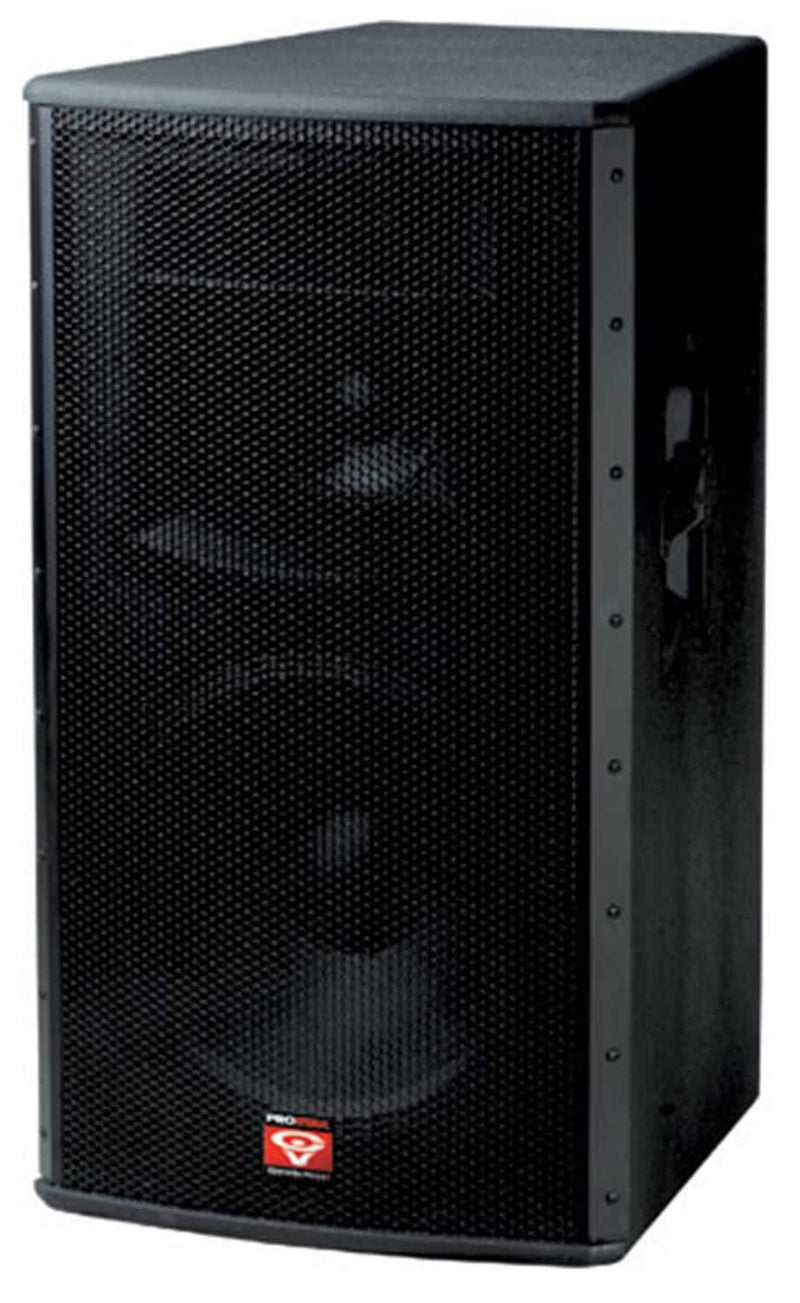 Cerwin Vega Pro Stax 12 3 Way Speaker - PSSL ProSound and Stage Lighting