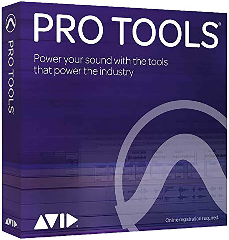 Pro Tools Perpetual License with 1-Year Updates - PSSL ProSound and Stage Lighting