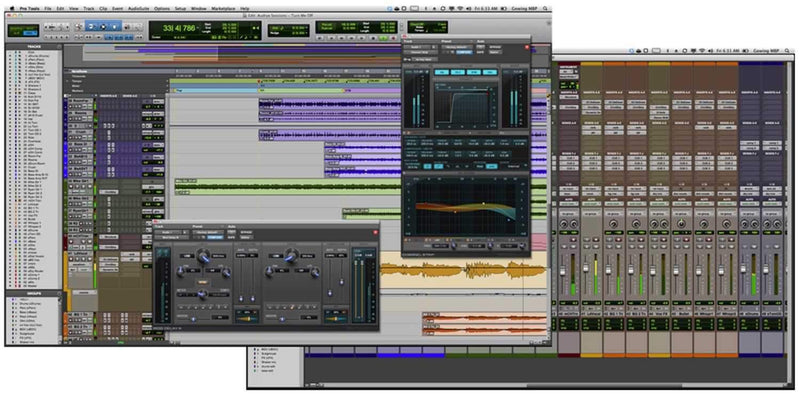 AVID Pro Tools 10 Crossgrade From MP - PSSL ProSound and Stage Lighting