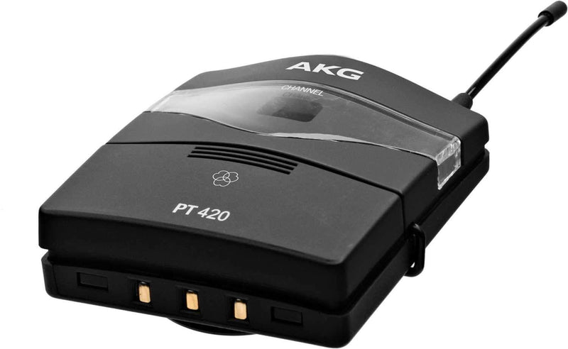 AKG PT420 Bodypack Transmitter for WMS420 - BD A - PSSL ProSound and Stage Lighting
