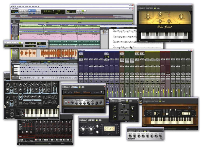 M Audio M-Audio Pro Tools MP Fast Track Ultra Kit - PSSL ProSound and Stage Lighting