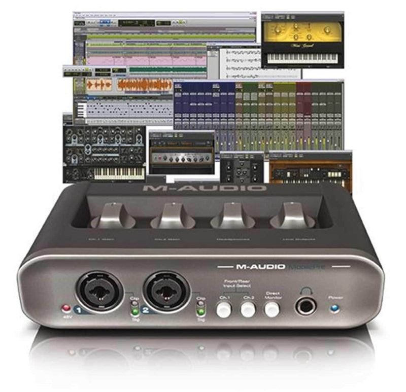 M Audio Pro Tool MP Mobile Pre Bundle - PSSL ProSound and Stage Lighting