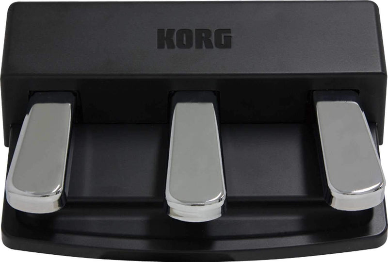 Korg PU2 3 Pedal System for Sp280 - PSSL ProSound and Stage Lighting