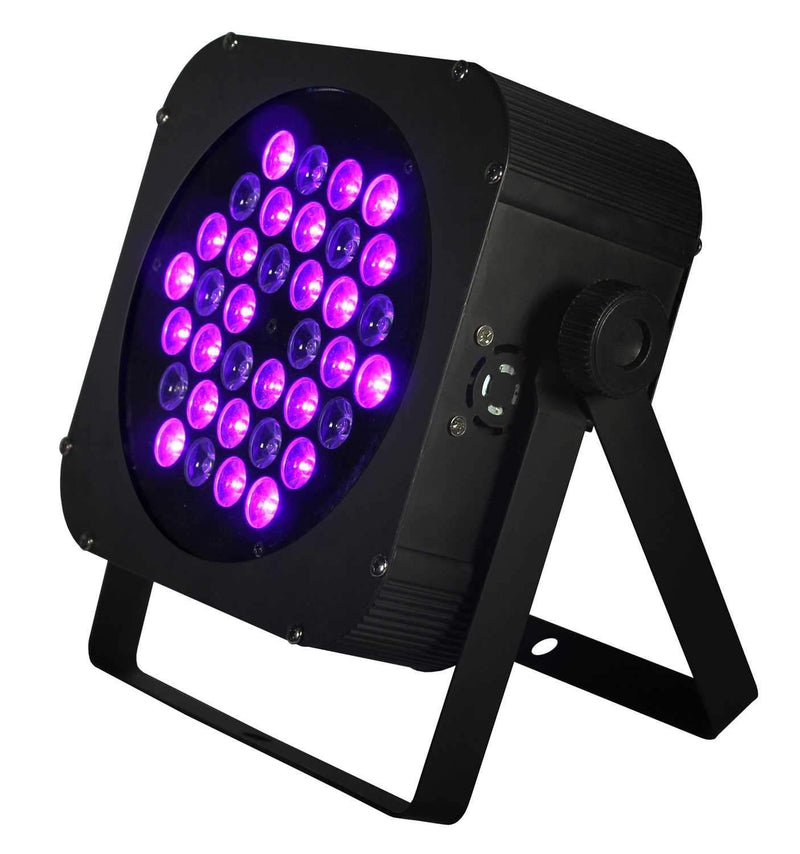 Blizzard The Puck CSI Xtreme 36x3W UV LED Flat Par - PSSL ProSound and Stage Lighting
