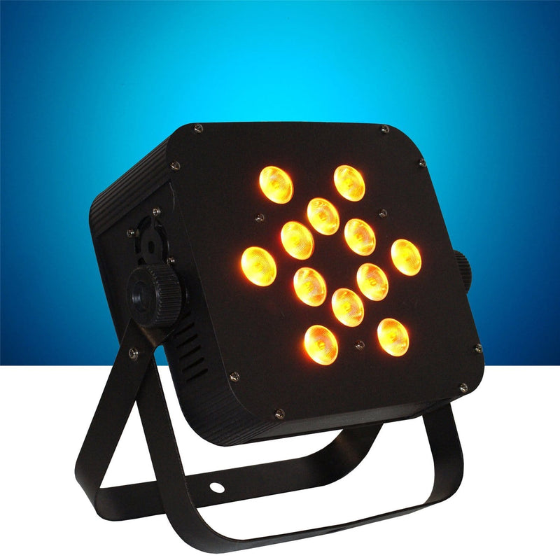 Blizzard The Puck Q12A RGBA 12x 10w LED Wash Light - PSSL ProSound and Stage Lighting