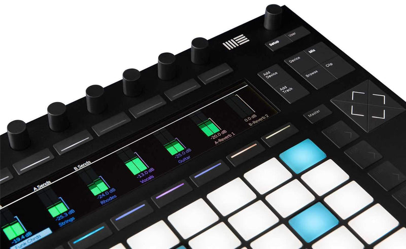 Ableton Push 2 Controller with Live 10 Standard - PSSL ProSound and Stage Lighting