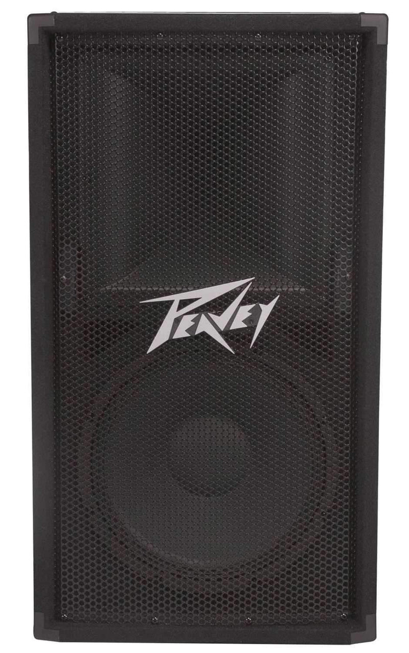 Peavey PV112 12 in 2 Way Passive DJ PA Speaker - PSSL ProSound and Stage Lighting