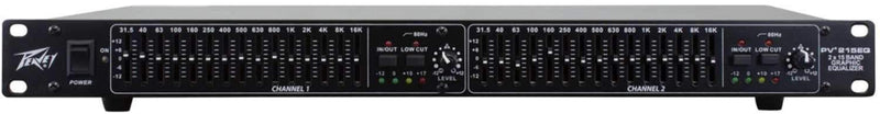 Peavey PV 215EQ Graphic EQ - PSSL ProSound and Stage Lighting