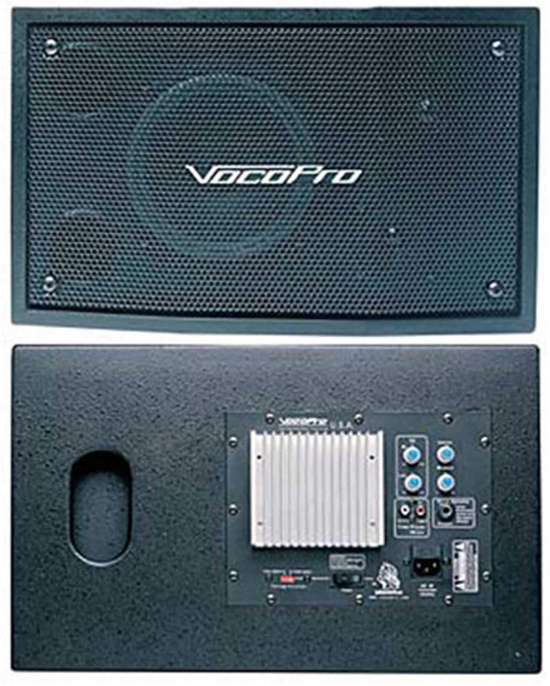 Vocopro PV420 8-Inch Powered Speaker - PSSL ProSound and Stage Lighting