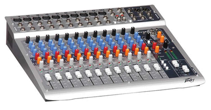 Peavey PV14 14-Ch Mixer/USB Interface with Dsp Fx - PSSL ProSound and Stage Lighting
