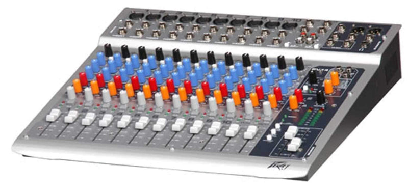 Peavey PV14 14-Ch Compact Mixer with Fx - PSSL ProSound and Stage Lighting