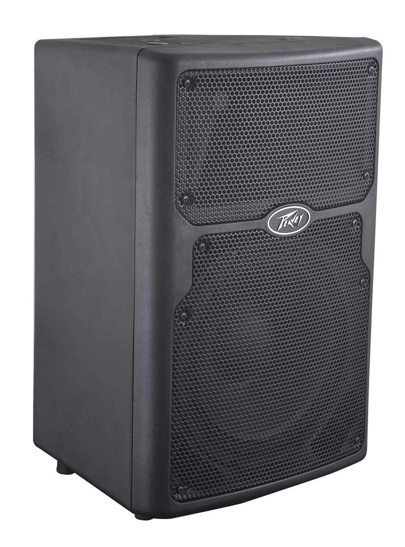 Peavey PVX P10 10 in 2 Way Powered PA Speaker - PSSL ProSound and Stage Lighting