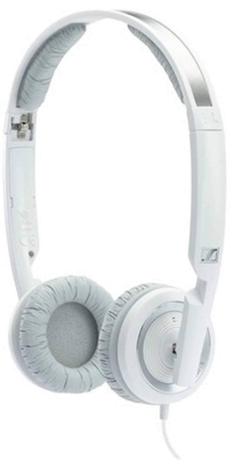 Sennheiser PX200IIW Mini Headphones For Mp3 Plyr-W - PSSL ProSound and Stage Lighting