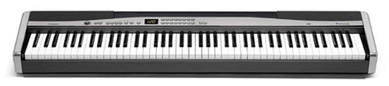 Casio PX300 Digital Keyboard 88 Key - PSSL ProSound and Stage Lighting