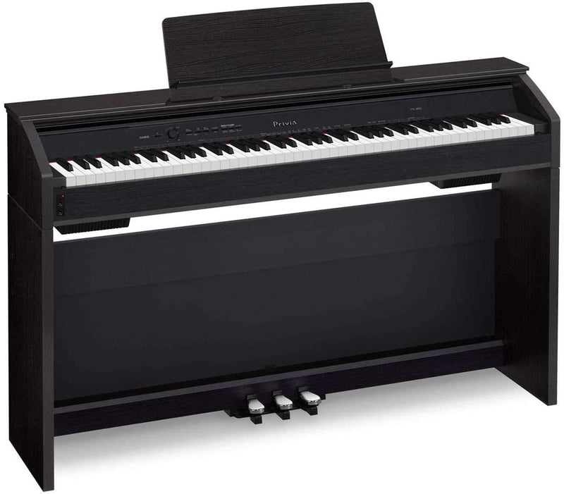 Casio PX850BK Digital Piano 88 Weighted Keys - PSSL ProSound and Stage Lighting