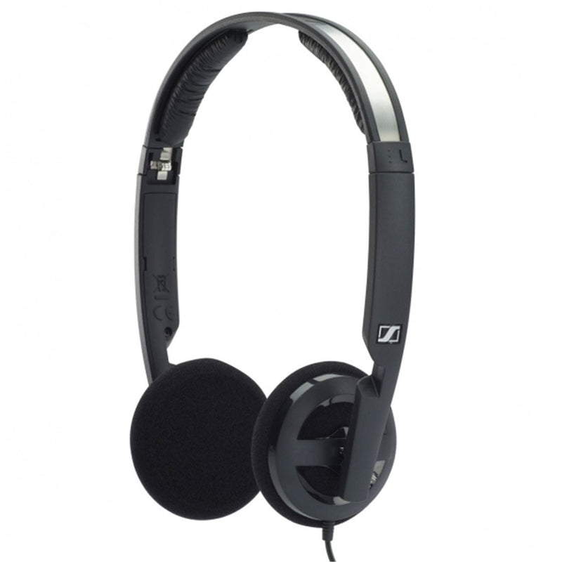 Sennheiser PX100III iPod Headphones with Mic - PSSL ProSound and Stage Lighting