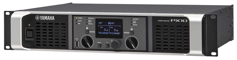 Yamaha PX10 Power Amplifier - PSSL ProSound and Stage Lighting