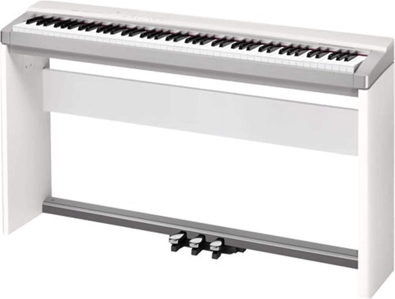 Casio PX130CSSPW 88 Wheighted Key Digital Piano - PSSL ProSound and Stage Lighting