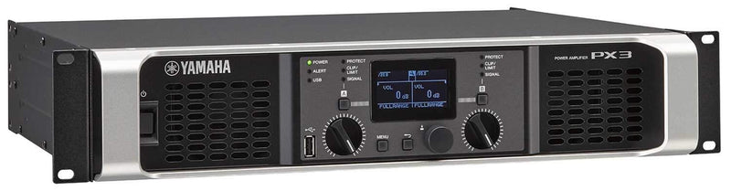 Yamaha PX3 Power Amplifier - PSSL ProSound and Stage Lighting
