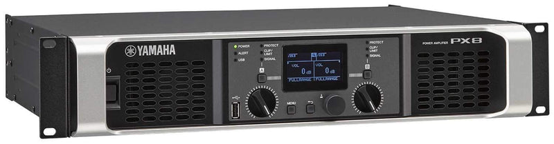 Yamaha PX8 Power Amplifier - PSSL ProSound and Stage Lighting