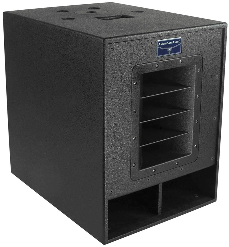 American Audio PXI15P 15-Inch Powered Subwoofer - PSSL ProSound and Stage Lighting